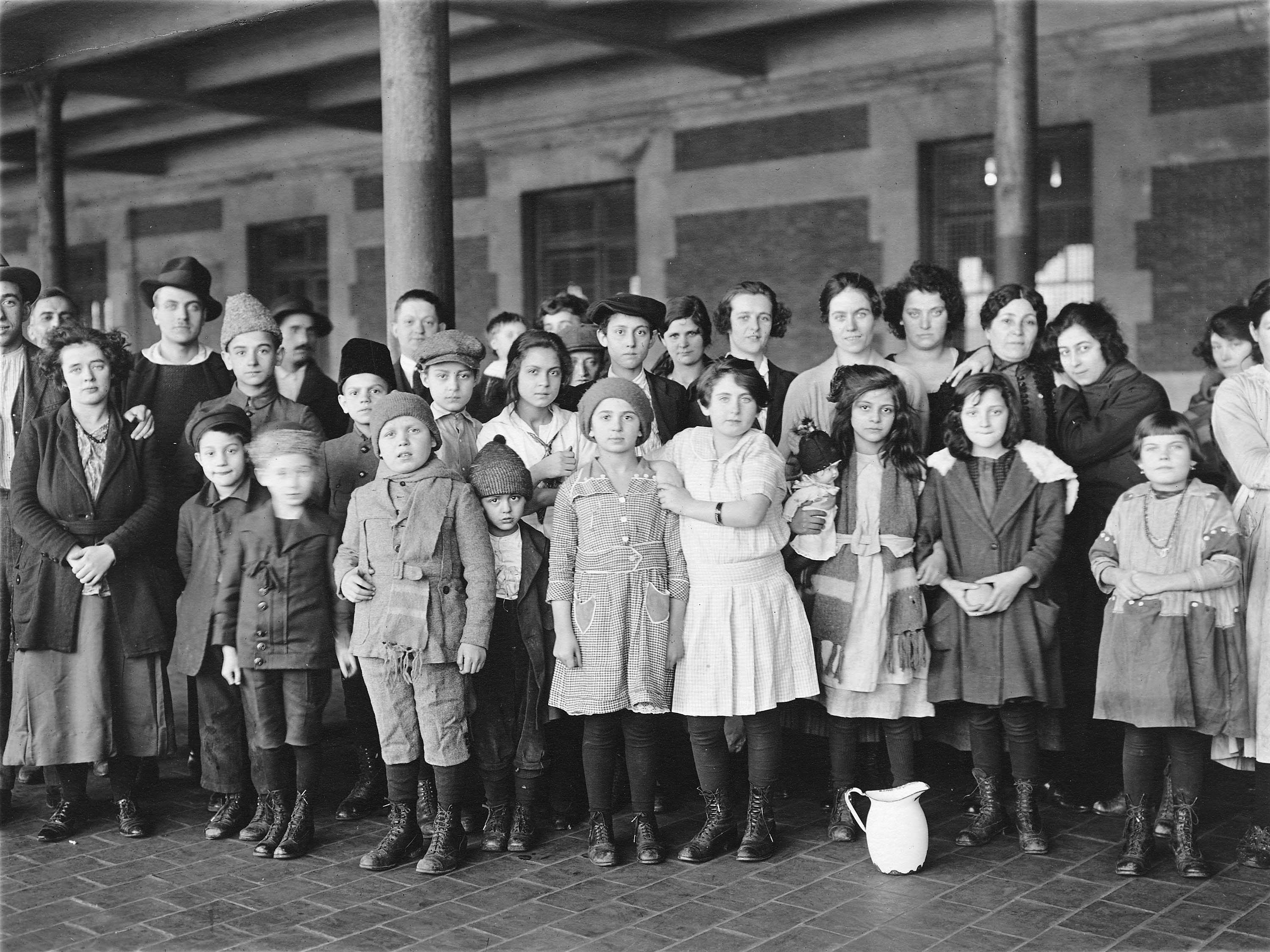 The Rich Roots of Diversity – This Day in History: Ellis Island ...