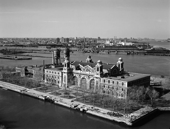 The Rich Roots of Diversity - This Day in History:  Ellis Island Closes Its Doors (1/3)