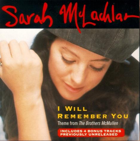 Movie soundtracks sarah mclaughlin