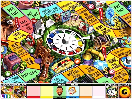 hasbro game of life online