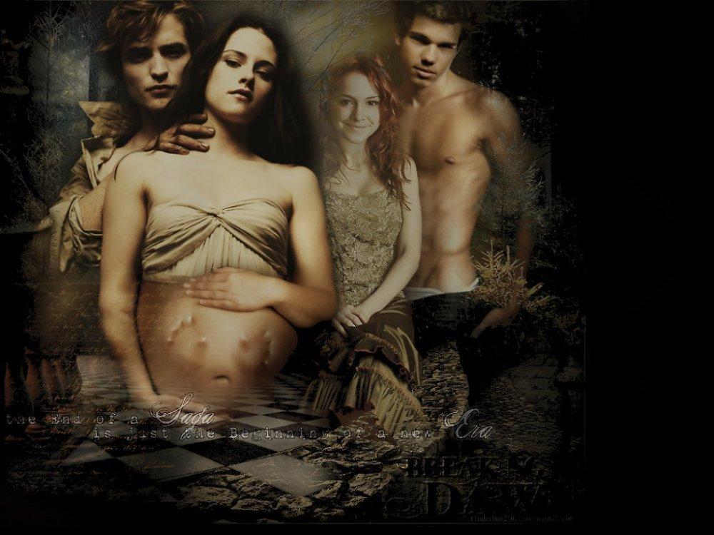 I saw Twilight:  Breaking Dawn and it Didn't Suck! (1/2)