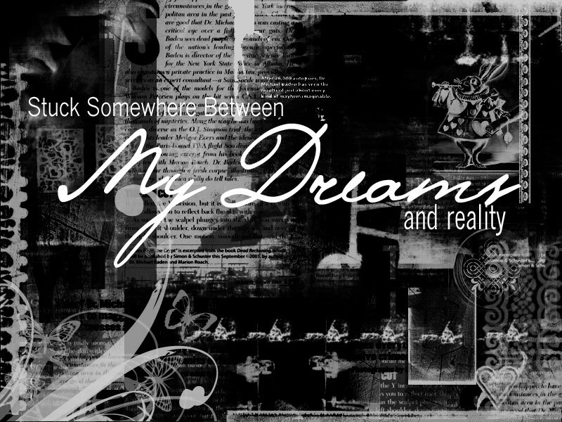 when dreams and reality collide There is a place where our dreams and reality collide our entire journey is about becoming consciously aware of who we were created to be, so that.