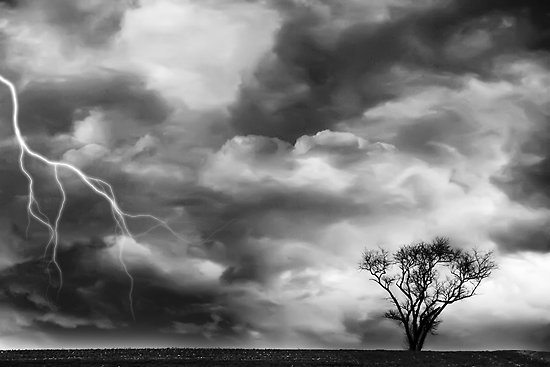 lightning photographys lightning photography black and white